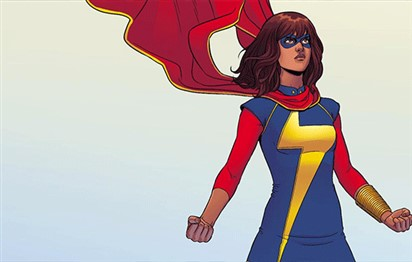 You are currently viewing Muslim superhero Ms Marvel to get the silver screen treatment at Disney+