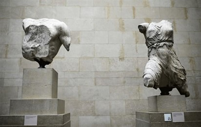 You are currently viewing Greece seeking Parthenon sculpture loan from Louvre