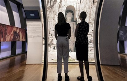 You are currently viewing What may remain: Exhibition explores cultural heritage as a casualty of conflict