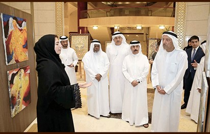 معرض الثقافة الطاجيكية في دبي