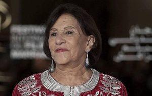 رحيل الفنانة المغربية أمينة رشيد عن 83 عاماً