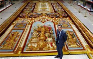 Treasured Notre-Dame tapestry restored after blaze