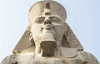 Restoration begins of more King Ramses II statues at Luxor Temple