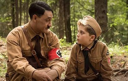 'Jojo Rabbit' wins Toronto's audience award