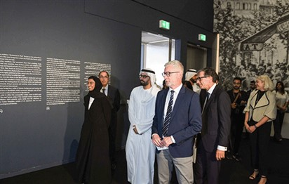 Exhibition of 20th century modern masterpieces opens at Louvre Abu Dhabi