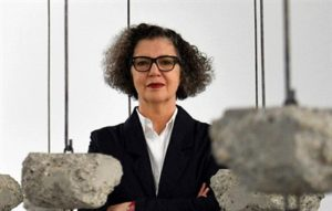 British-Palestinian Mona Hatoum wins top Japanese art prize