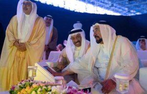 حاكم الشارقة يفتتح الدورة الـ 19 من ملتقى الشارقة للراوي