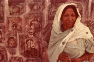 الفنانة السودانية الرائدة كمالا اسحق تفوز بجائزة الأمير كلاوس الهولندية للثقافة