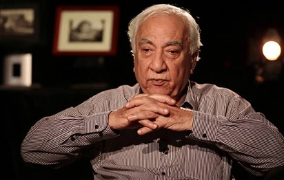 Iraq mourns famous theater director Sami Abdul-Hamid