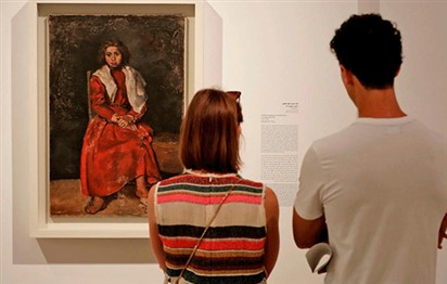 Lebanon's first Picasso exhibition opens in Beirut