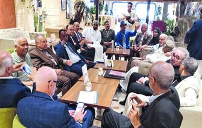 """Read more about the article علاء عبد الهادي رئيساً لـ """"لكتاب العرب"""" والهنوف محمد نائبة للرئيس"""