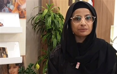 Aisha Al Shamsi: proactive workshops for 19th edition of SINF