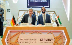 ألمانيا ضيف شرف معرض أبوظبي الدولي للكتاب