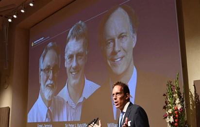 """نوبل تبدأ موسمها بثلاثة علماء يتقاسمون """"جائزة الطب"""""""