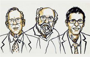 مخترعو بطارية الليثوم يفوزون بجائزة نوبل للكيمياء 2019