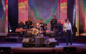 مارسيل خليفة وسعاد ماسي يغنيان للحياة في مسرح المجاز