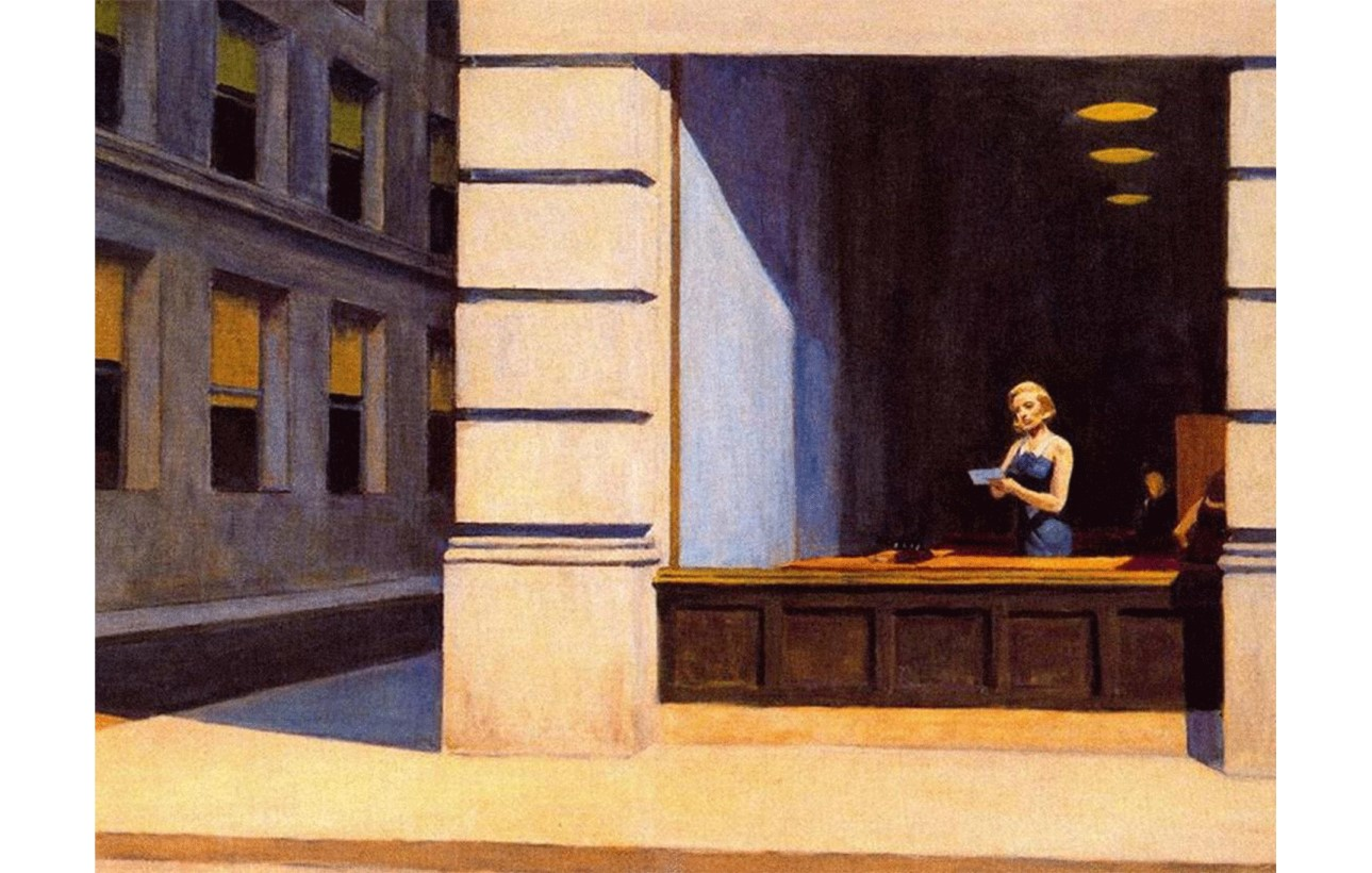 'We are all Edward Hopper paintings now': why the art of loneliness can be comforting in times like these