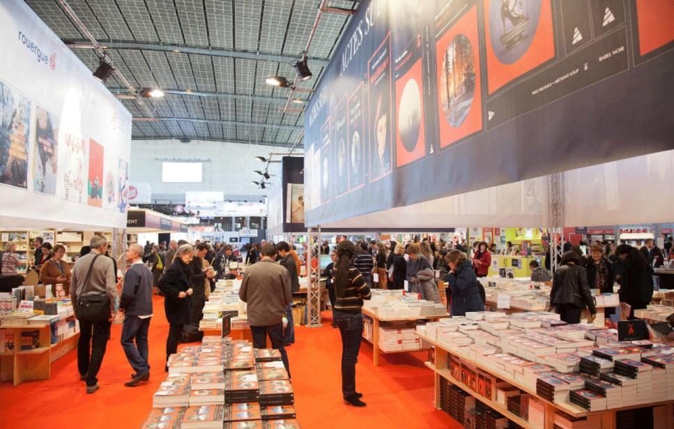 """إلغاء معرض باريس للكتاب بسبب فيروس """"كورونا"""""""
