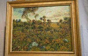 سرقة لوحة لفان جوخ من متحف في هولندا أثناء إغلاقه بسبب كورونا
