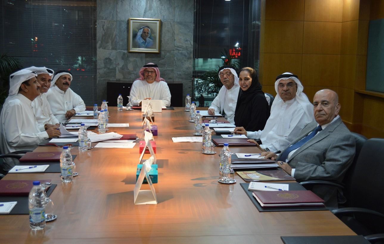 مجلس أمناء مؤسسة سلطان بن علي العويس الثقافية يعقد اجتماعه الدوري الأول لعام 2020