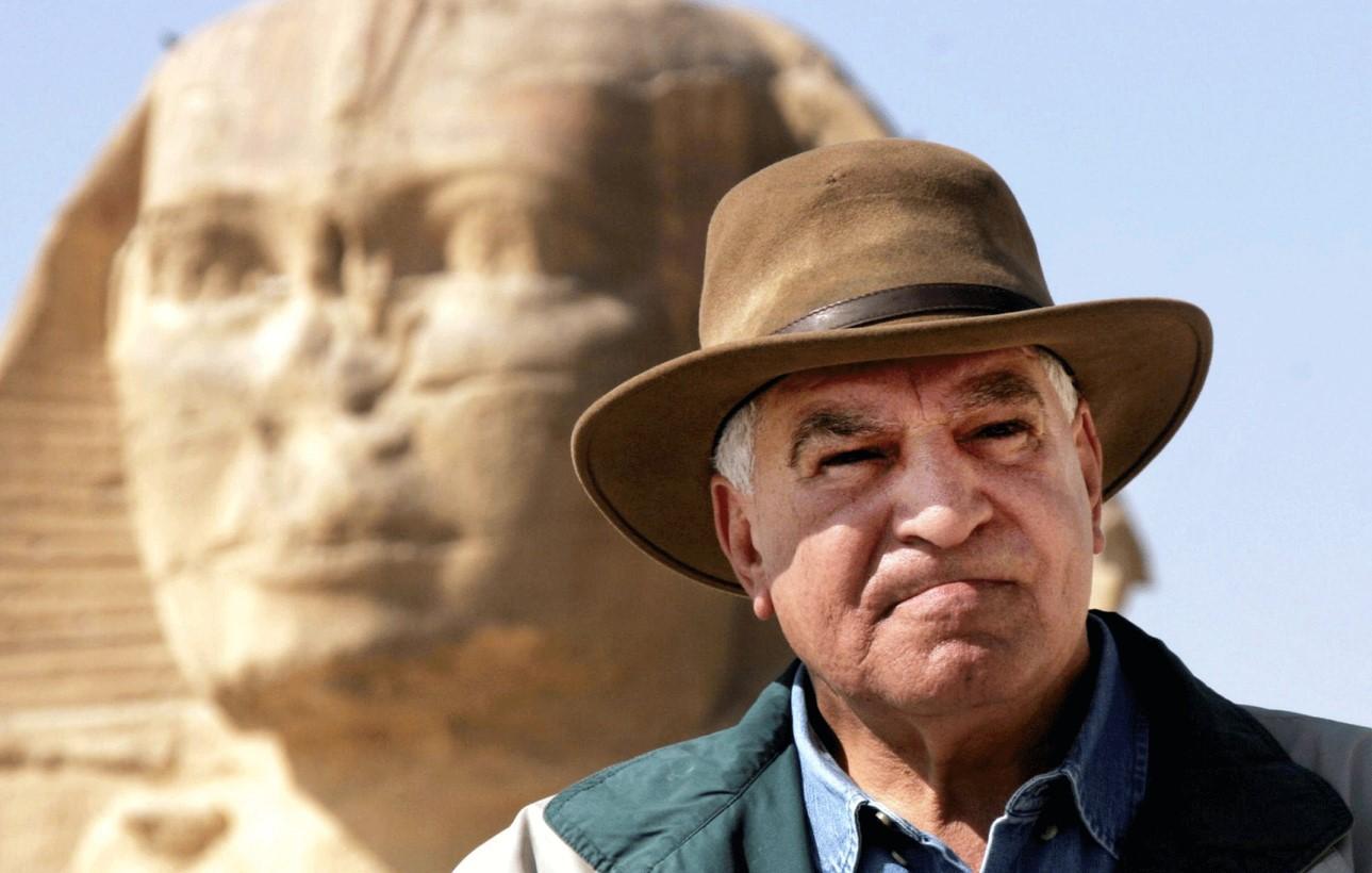تصوير الرجل في الفن المصري القديم – بقلم زاهي حواس