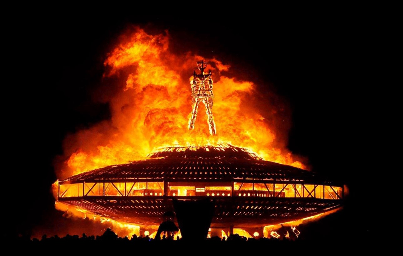 Burning Man cancels festival and takes event online amid coronavirus outbreak