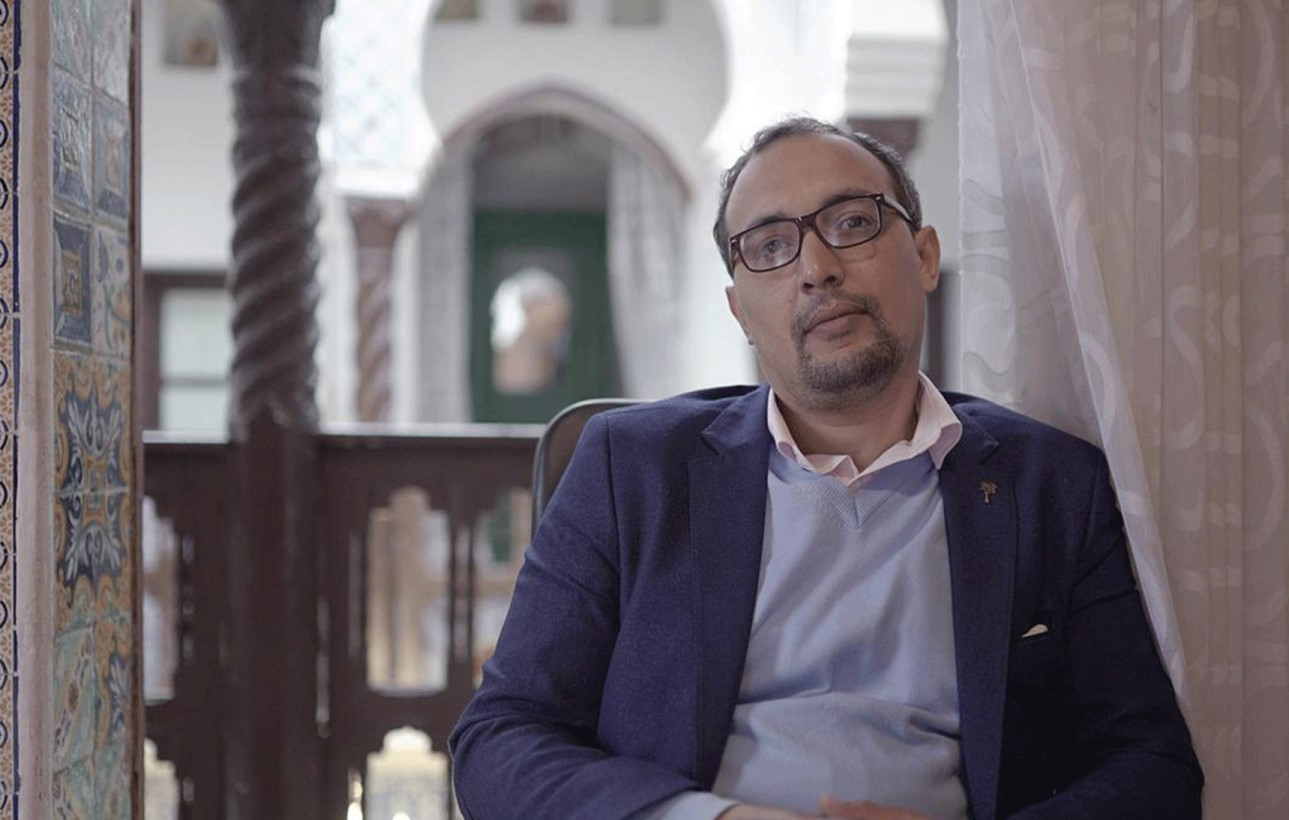 International Prize for Arabic Fiction 2020: Algerian author Abdelouahab Aissaoui wins top prize