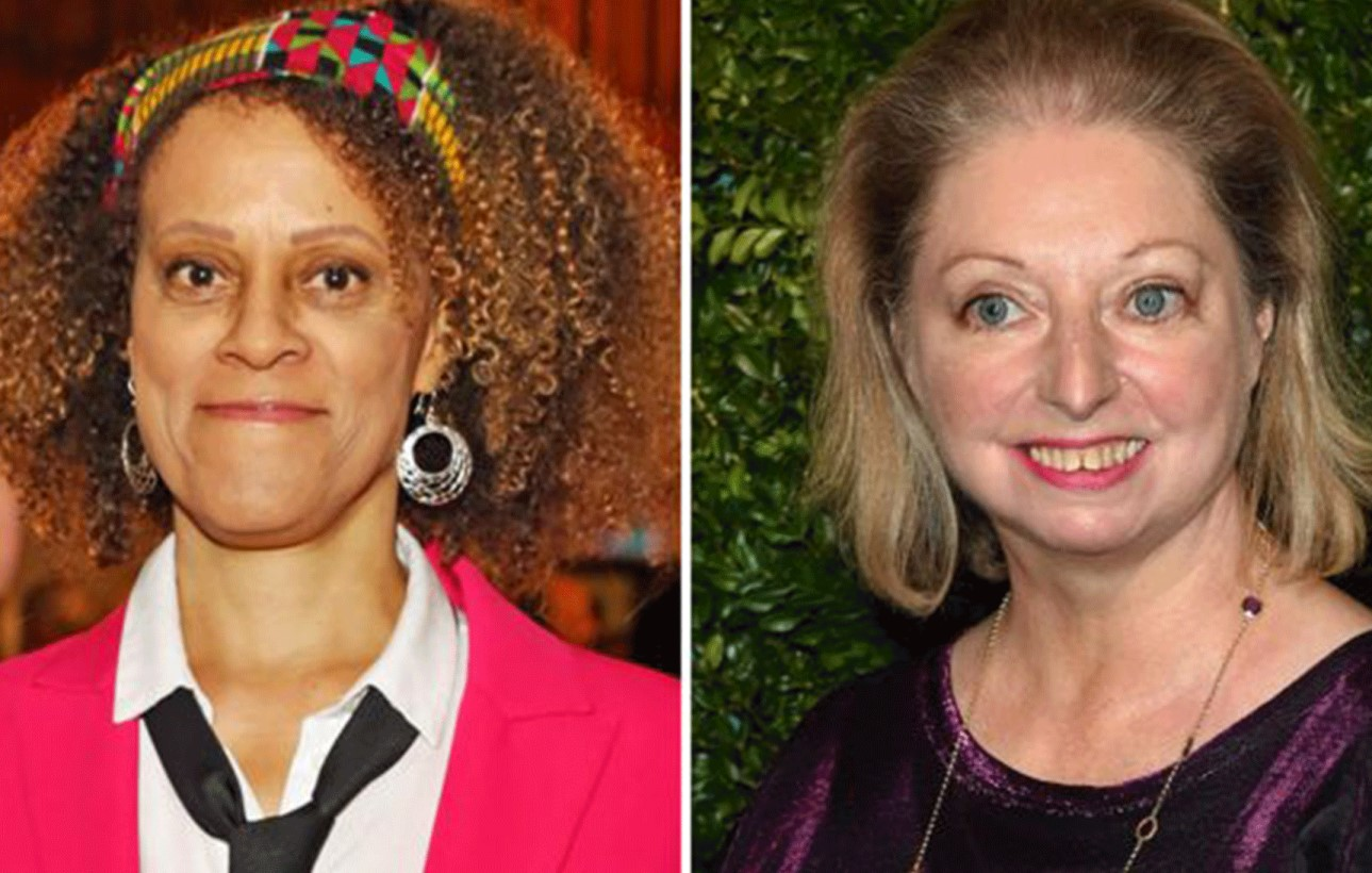 You are currently viewing Bernadine Evaristo and Hilary Mantel up for Women's Prize for Fiction