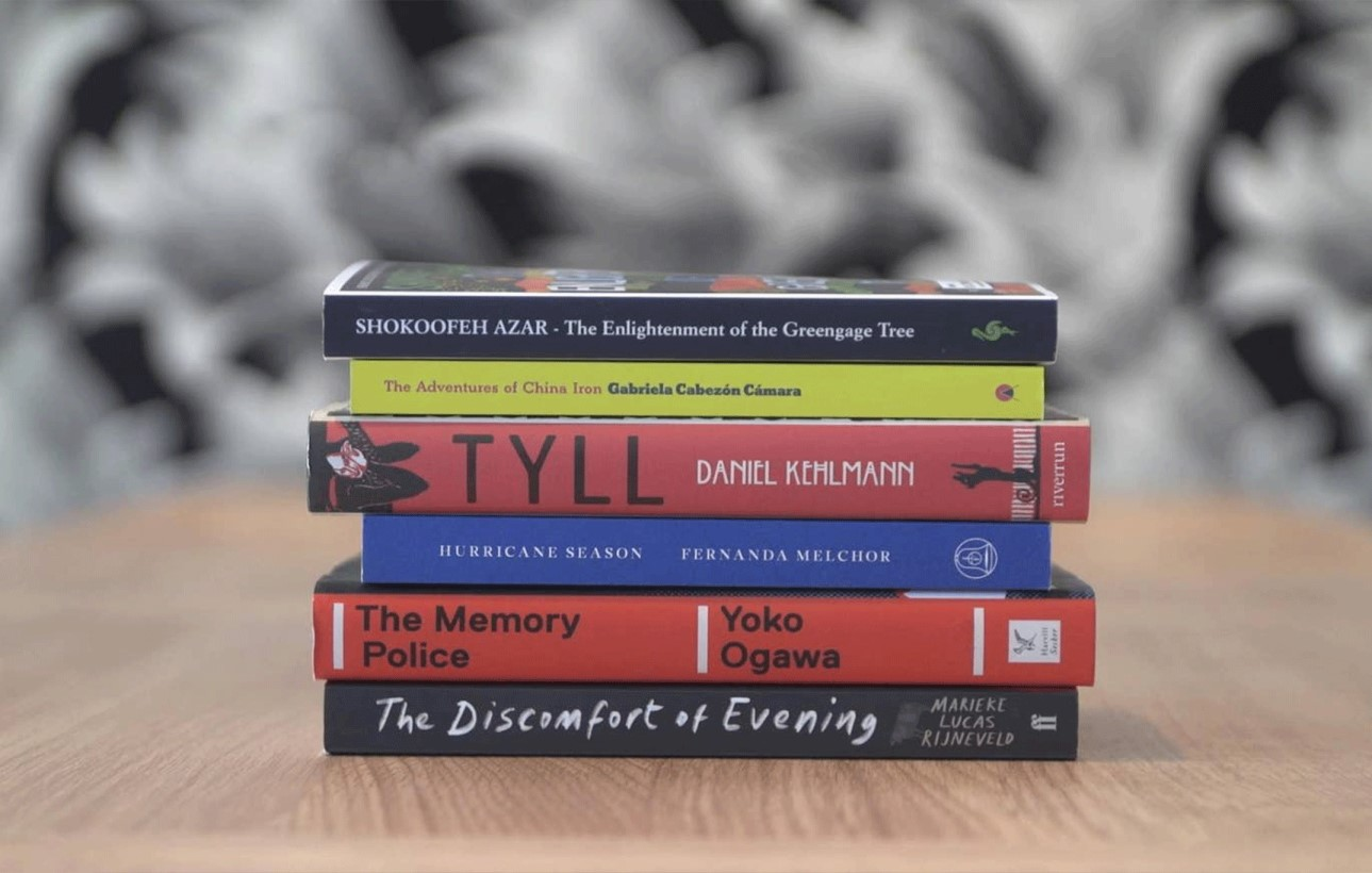 Shortlist for the International Booker Prize 2020 announced