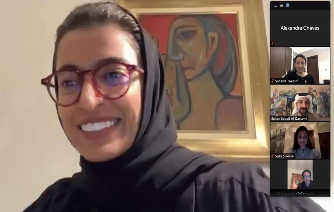 You are currently viewing Noura Al Kaabi on keeping UAE arts sector afloat amid pandemic: 'If there are freelancers or businesses struggling, let us know'