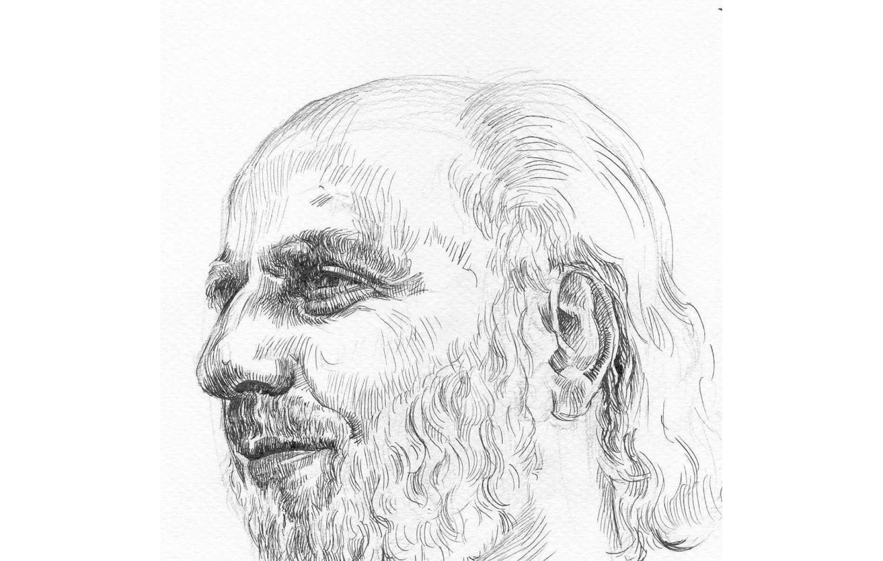 في زمانِ الكهوفِ الكتيمةِ في رحمِ الصخرِ – شعر علي كنعان