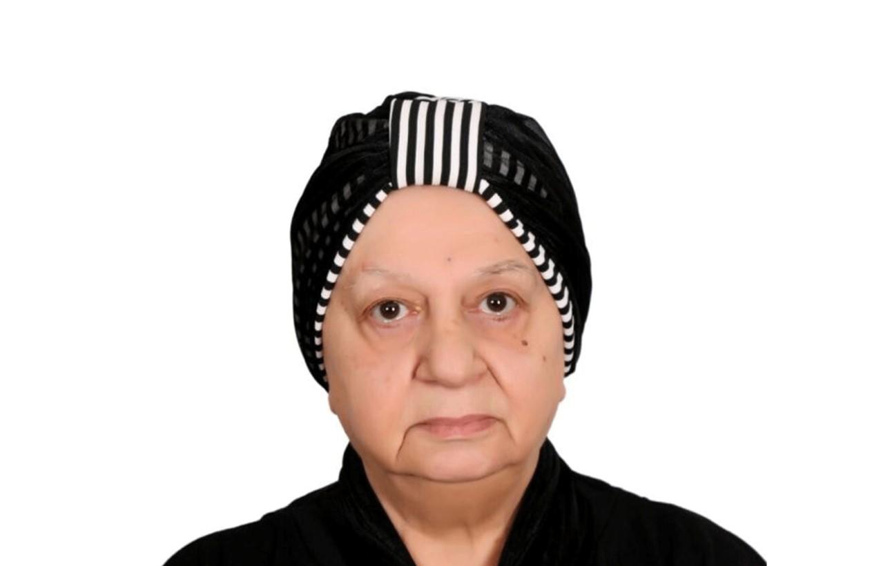 وفاة الأديبة العراقية ناصرة السعدون في عمّان