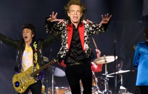 Rolling Stones releases new song 'Living in a Ghost Town' amid the coronavirus lockdown