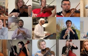 'Music connects everyone': musicians around the world perform incredible rendition of UAE national anthem