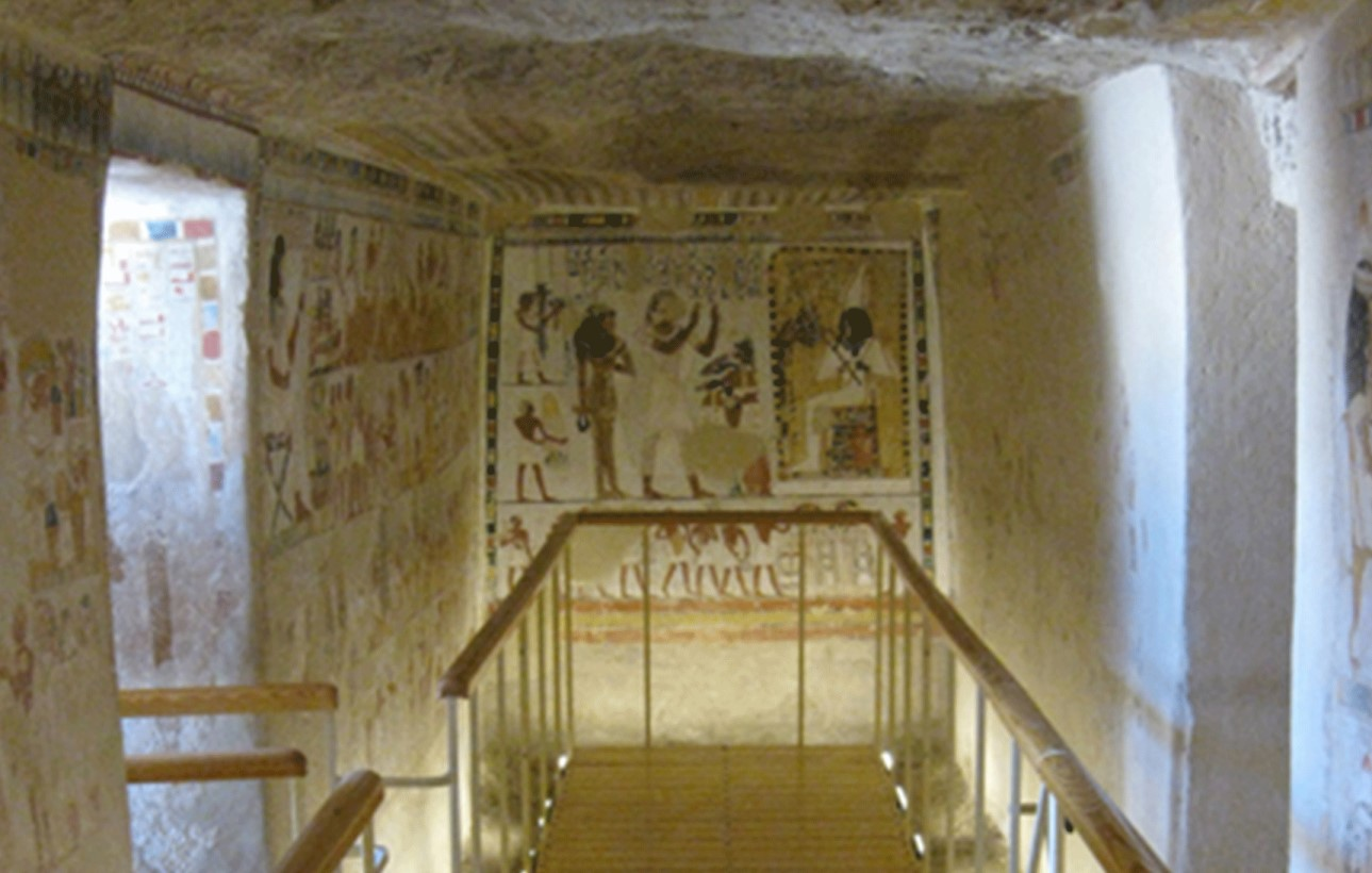 Egypt launches virtual tours of archaeological sites, museums