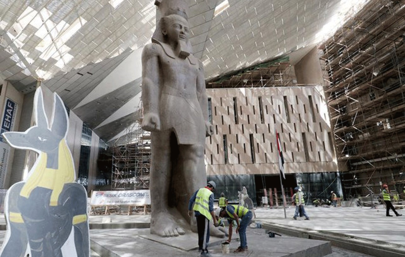 Egypt postpones launch of mega projects to 2021 due to coronavirus