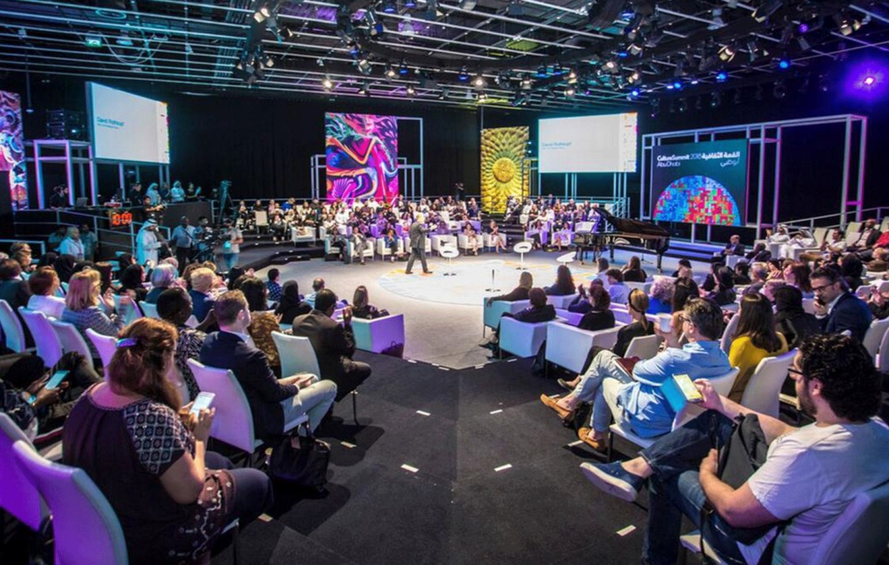 You are currently viewing Culture Summit Abu Dhabi to live stream special panel session in absence of an event this year