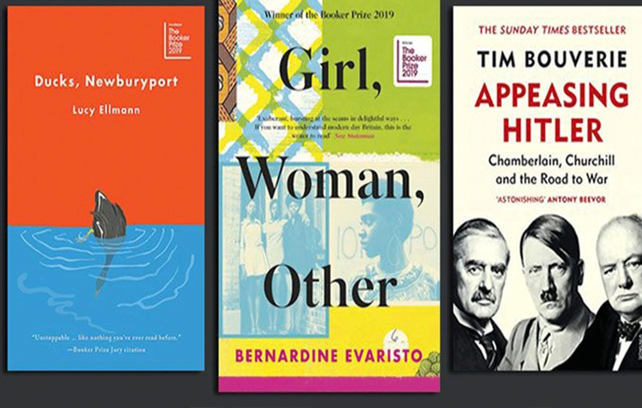 25 كتاباً في اللائحة الطويلة لجوائز جورج أورويل