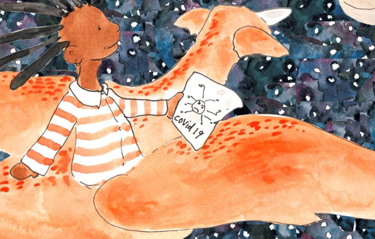 You are currently viewing Children's story book released to help children and young people cope with COVID-19
