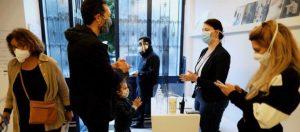 متحف جياكوميتي في باريس يفتح أبوابه أمام عدد محدود من الجمهور