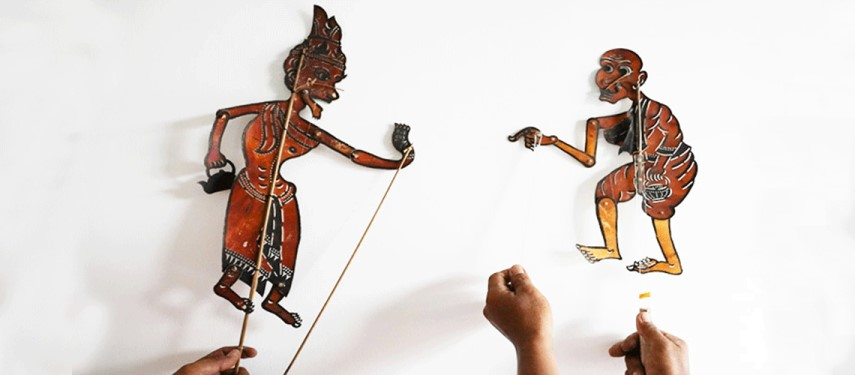 Coronavirus brings the curtain down on Cambodia's shadow puppet artists ​