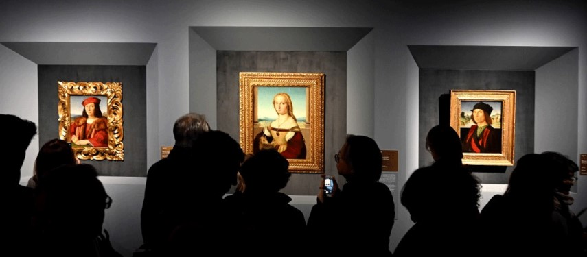 You are currently viewing Rome's coronavirus-hit Raphael exhibition to reopen in June