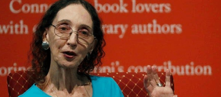 American writer Joyce Carol Oates wins France's richest book prize