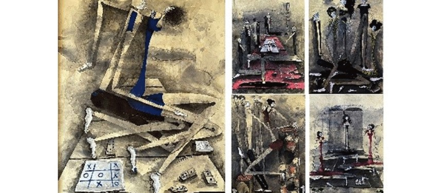 SMA marks IMD with online exhibition of young artists' works
