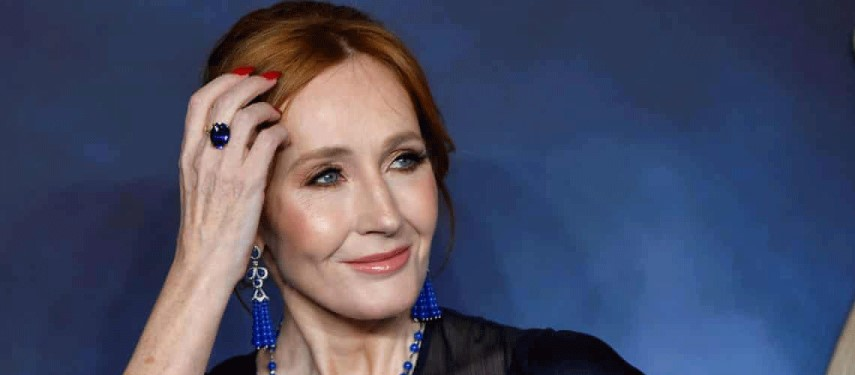 You are currently viewing JK Rowling donates £1m to UK charities during coronavirus outbreak