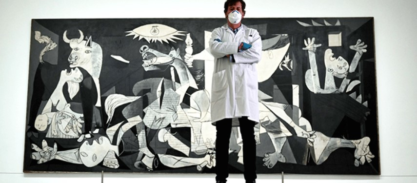 Read more about the article Spain's Reina Sofia museum prepares to reopen amid the deadly coronavirus pandemic