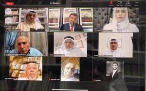 مؤسسة العويس الثقافية تنظم حلقة نقاشية افتراضية  عن سيرة أحمد أمين المدني عبر كتابين من إصداراتها