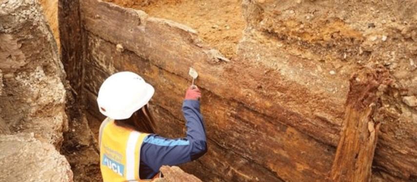 You are currently viewing علماء الآثار يكتشفون مسرح لندن الأول
