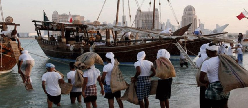 UAE author delves deep into lost world of pearl diving