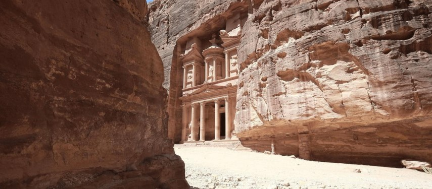'A catastrophe': Petra becomes a ghost town as pandemic hits Jordan tourism – in pictures